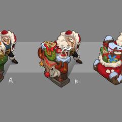 Santa Braum Concept 2 (by Riot Artist <a href=