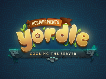 Camp Yordle logo