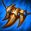 Collier de Dents (Bleu) (6 Trophées) Obj