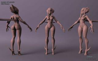 Evelynn Update Model 01