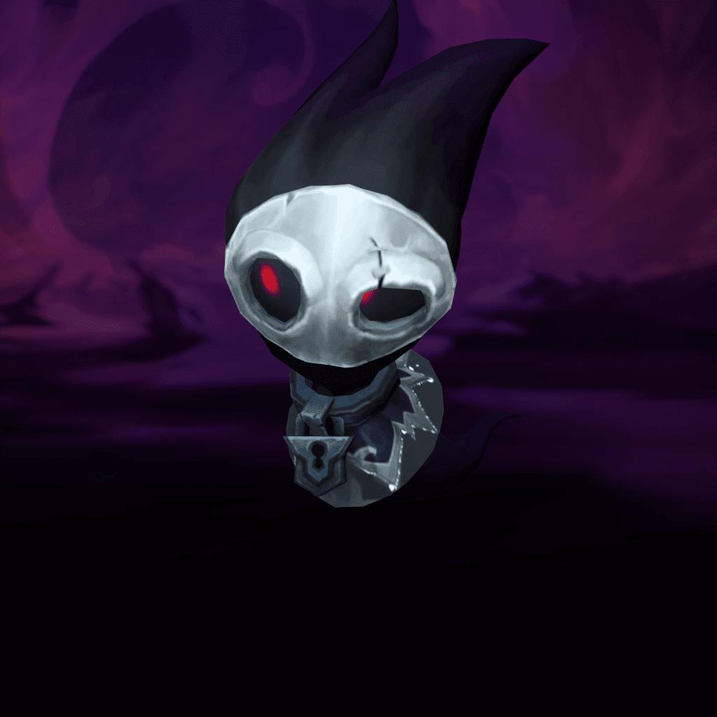 Fantasmín Máscara oscura Nivel 1