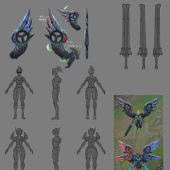 Riot Kayle Update Concept 3 (by Riot Artist <a href=