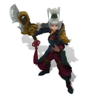 Riven Dragonblade (Base)
