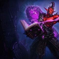 1st Dark Crystal Ryze
