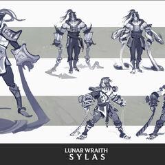 Lunar Wraith Sylas Concept 2 (by Riot Artist <a href=