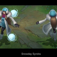 Snow Day Syndra Concept 1 (by Riot Artist <a href=
