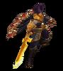 Talon Drachenklingen-Talon (Katzenauge) M