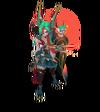 Xayah StarGuardian (Turquoise)