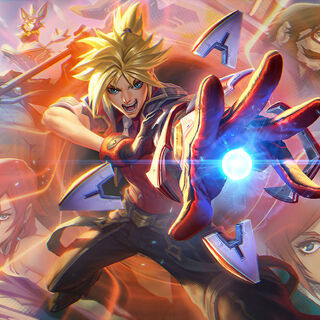 Battle Academia Ezreal
