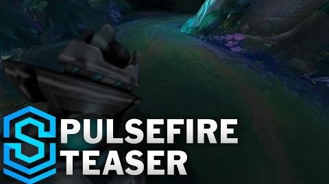 Pulsefire Teaser League of Legends