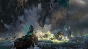 Shadow Isles LoR Background