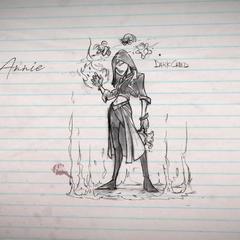 Annie Concept 2 (by Riot Artist <a href=