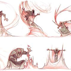 Azir Concept 1 (by Riot Artist <a href=