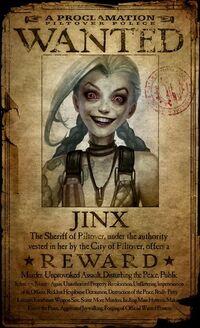 Jinx Teaser
