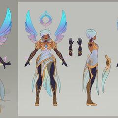 Dawnbringer Karma Concept 1 (by Riot Artist <a href=