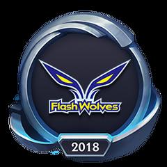 Mistrzostwa 2018 – FW
