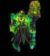 Karthus Infernalischer Karthus (Smaragd) M