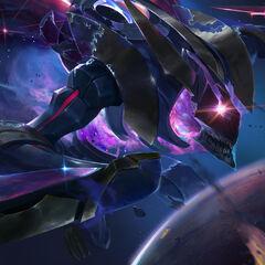 Dark Star Kha'Zix Splash Concept 2 (by Riot Artist <a href=