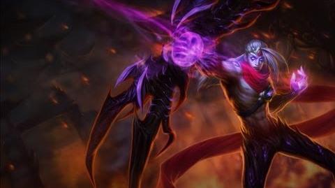 League of Legends - Focus Artistique sur Varus