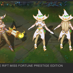 Prestige Bewitching Miss Fortune Concept 1 (by Riot Artist <a rel=