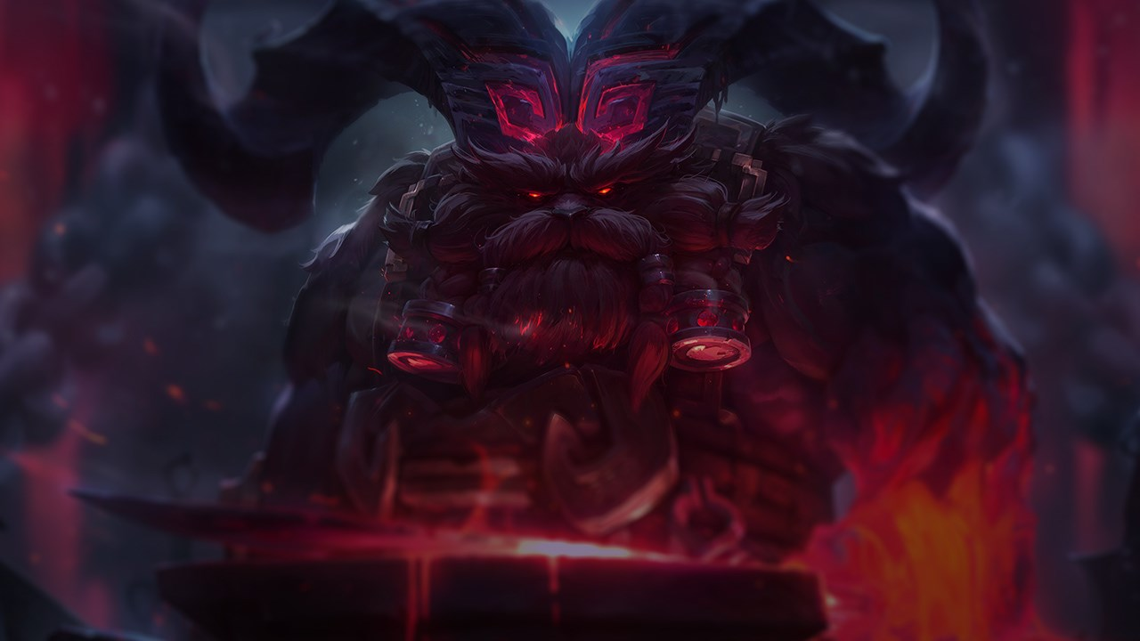 Ornn OriginalCentered