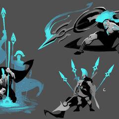 Pantheon Update Concept 5 (by Riot Artist <a href=