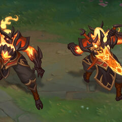 Infernal Shen Concept 1 (by Riot Artist <a href=