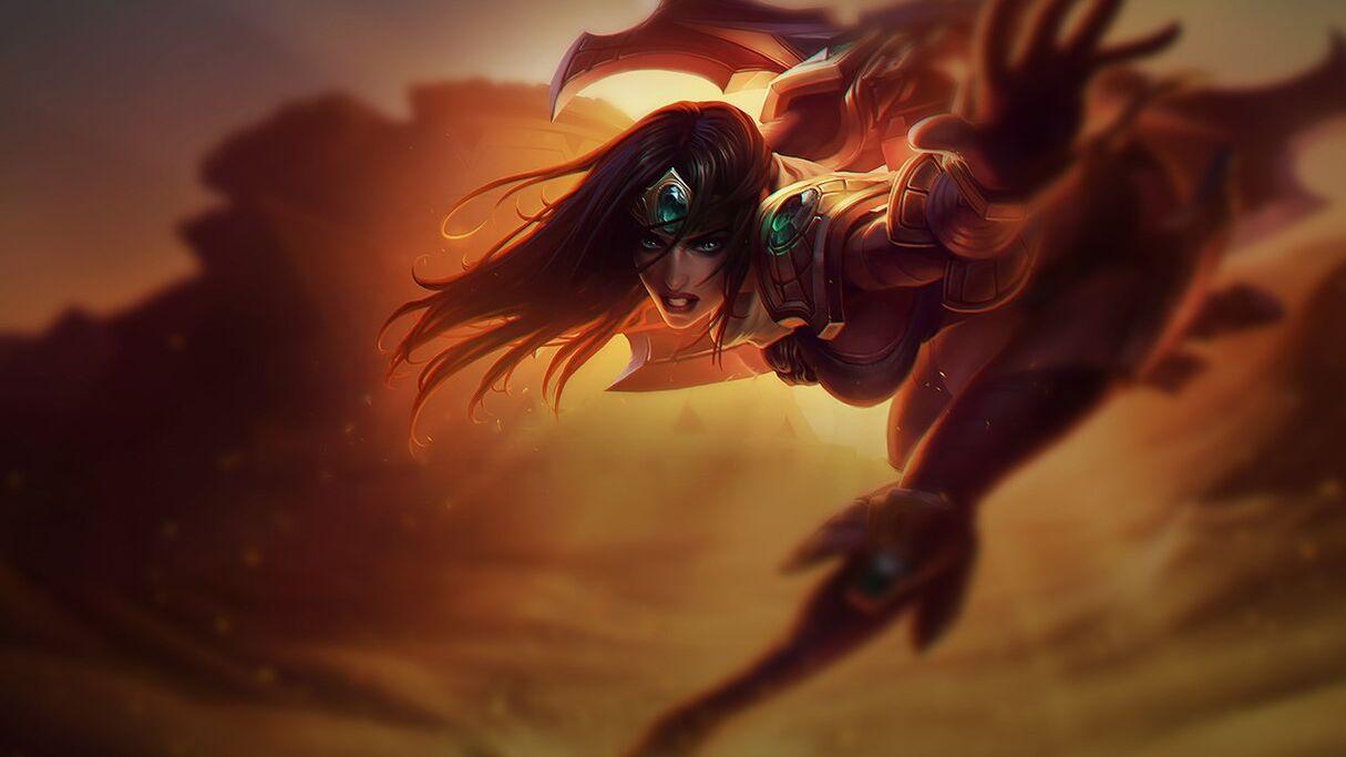 Sivir OriginalCentered