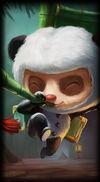 Teemo.Teemo Panda.portret