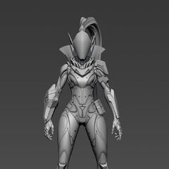 PROJECT: Vayne The Hunt Model 1 (by Riot Artist <a rel=
