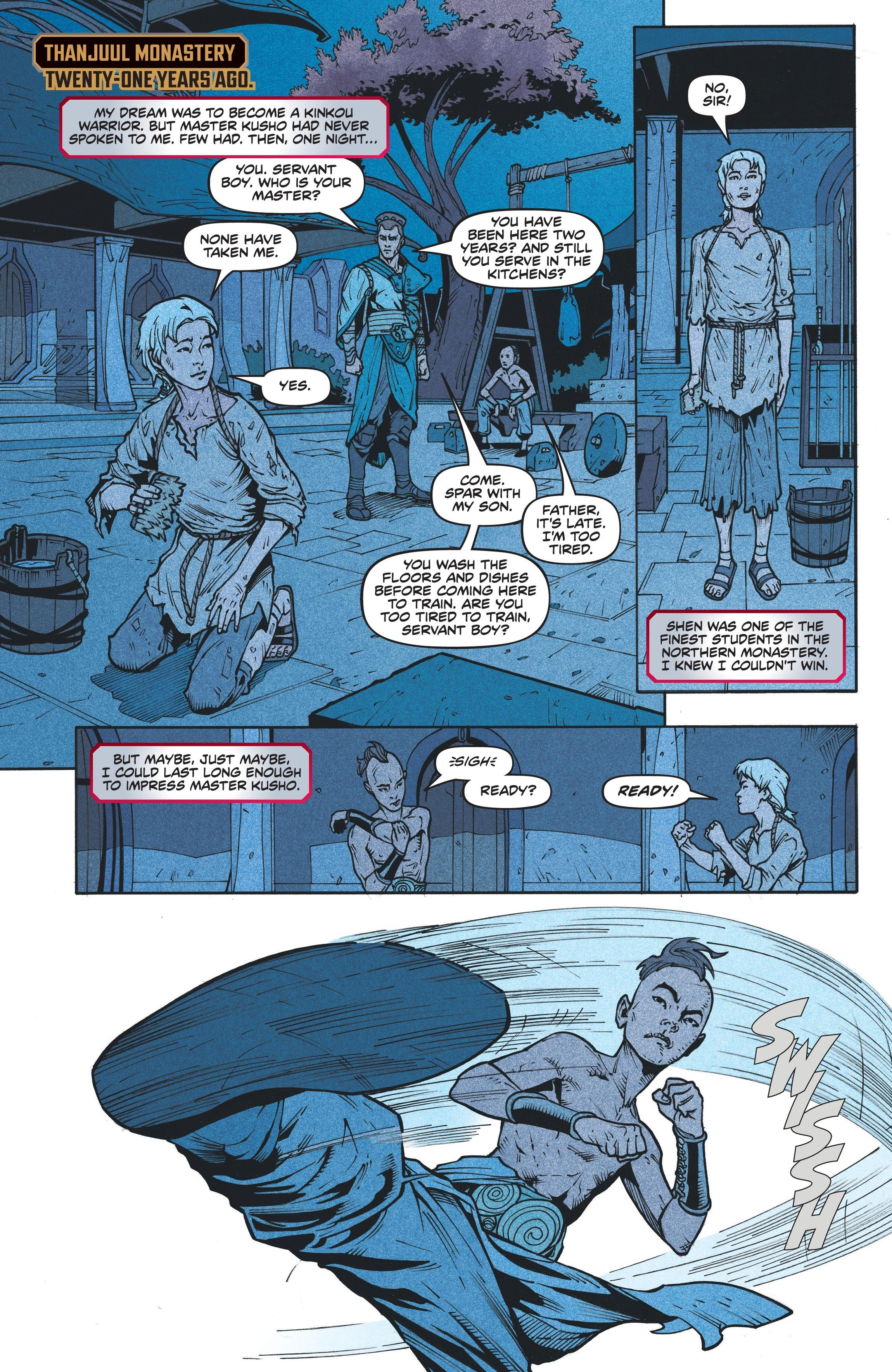 Zed Comic 4 pr16