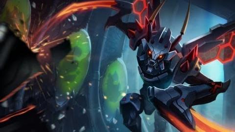 League of Legends - Mecha Kha'Zix