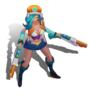Miss Fortune Arcade (Citrine)