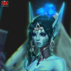 Ghost Bride Morgana Concept 1 (by Riot Artist <a href=