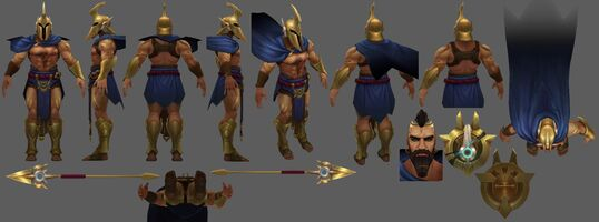 Pantheon Update Model 01