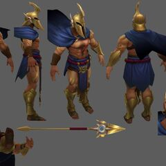 Pantheon Update Model 1 (by Riot Artist <a href=