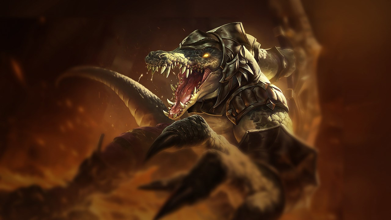 Renekton OriginalCentered