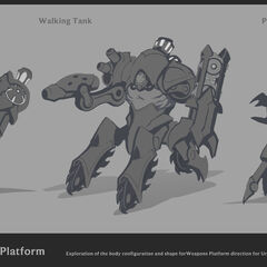Urgot Update Concept 16 (by Riot Artist <a href=