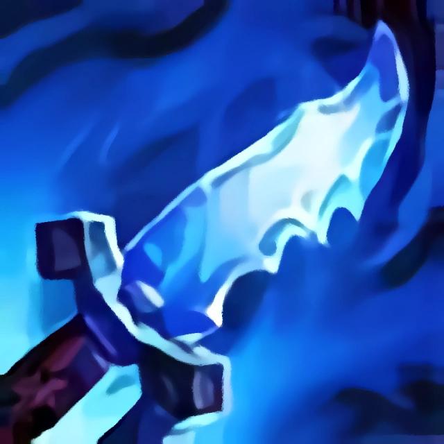 Verschlissener Frostfang item
