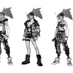 True Damage Akali Concept 3 (by Riot Artists <a rel=
