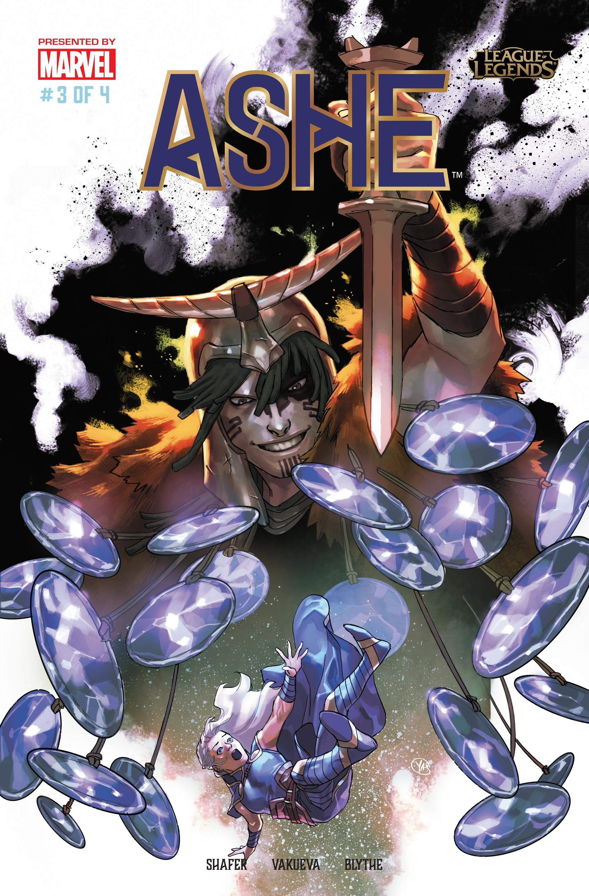 Ashe Warmother 3 Cover 1