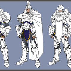 Demacia Soldier Concept 5 (by Riot Artist <a rel=