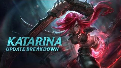 Katarina Champion Spotlight
