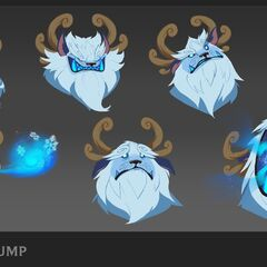 Nunu &amp; Willump Update Concept 6 (by Riot Artist <a href=