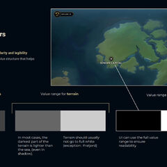 Runeterra Map Concept 3 (by Riot Artist <a href=