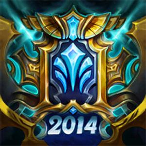Season 2014 - 5v5 - Challenger 3 profileicon