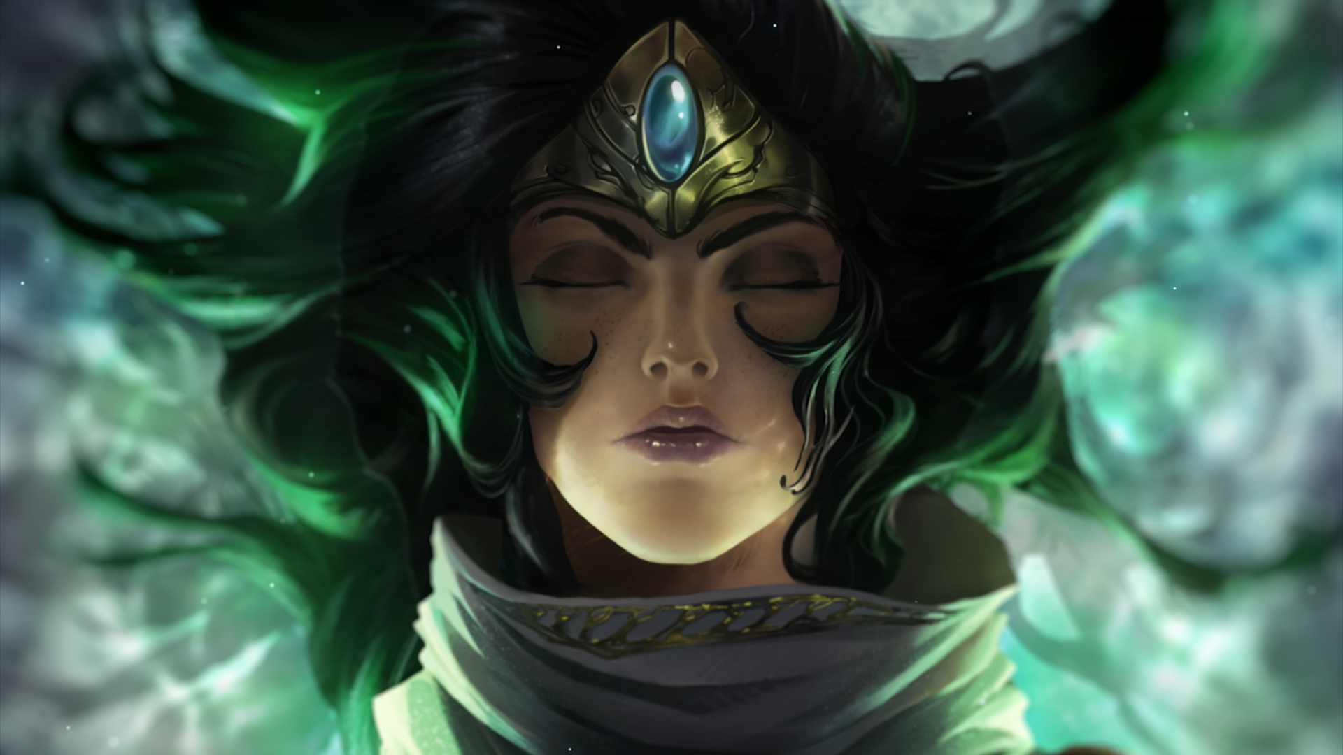 Sivir Rise of the Ascended