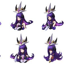 Star Guardian Syndra Concept 3 (by Riot Artist <a href=