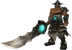 Tryndamere Render old
