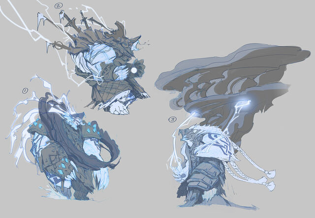 Volibear Update Concept 01